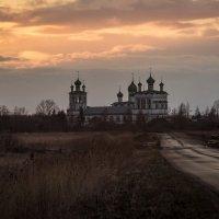 Вечерние звоны. :: Евгений Никифоров