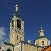 Церковь Илии Обыденного :: Александр Качалин