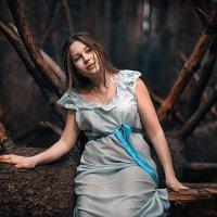 В таинственном лесу :: Наташа Родионова