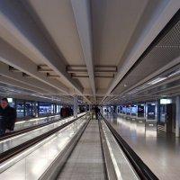Аэропорт Цюрих. Швейцария :: Надежда Гусева