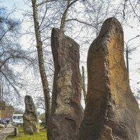Камни древности :: юрий Амосов
