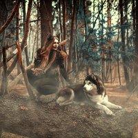 Легенды Волшебного Леса :: Наташа Родионова