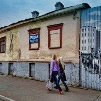 Прогулка по Московскому проспекту :: Лидия Цапко