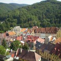 В Чехии :: Олли Зима