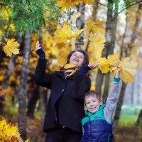 Мега позитивные Юля и Гриша :: Anna Lipatova