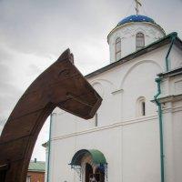 Вербное воскресенье_2 :: Ирина Буланова