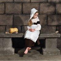 Маленькая Золушка :: Виктория Иванова