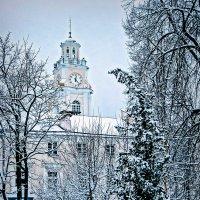 Немножко зимы...) :: Александр Рамус