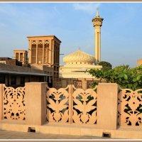 Мечеть старого Дубая :: Евгений Печенин