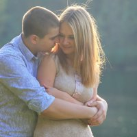 Алина и Дмитрий :: Ирина Витько