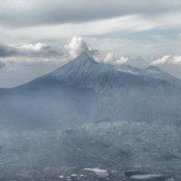 Танзания, вулкан Неру :: Александр Беляков