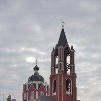 Троицкий собор. :: Юрий Шувалов