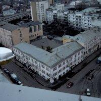 Нижний Новгород с высоты. Улица Советская. :: Павел Зюзин