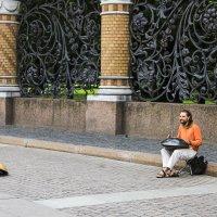 Музыка большого города :: Валерий Анохин