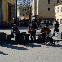 уличные музыканты :: Константин Сафронов
