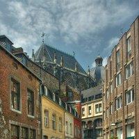 В старом городе :: Boris Alabugin