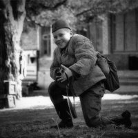 ...умение вставать... :: Максим Бочков