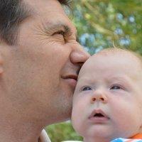 как пахнет макушка у малышей! :: Алёна Козлова