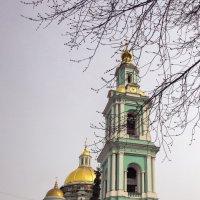 Богоявленский собор в Елохове :: Владимир Воробьев