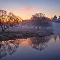Монастырские зори... :: Roman Lunin