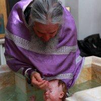 Духовное рождение маленькой Марии... :: Детский и семейный фотограф Владимир Кот