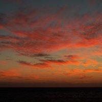Sunset on a beach :: Maryana Chistol