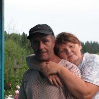 деревенская любовь :: Евгения Семененко