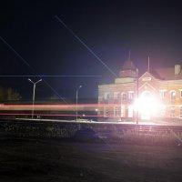 Последний поезд :: Евгений Смородин