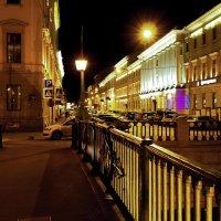 Ночной Питер :: Viacheslav Birukov