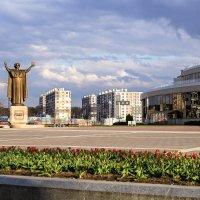 Памятник Франциску Скорине. :: Nonna