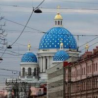 Санкт-Петербург. Тро́ице-Изма́йловский собо́р. :: Владимир Гилясев