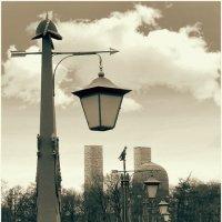 Башни-близнецы :: Станислав Лебединский