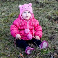 Моя внучка София :: Андрей Якимюк