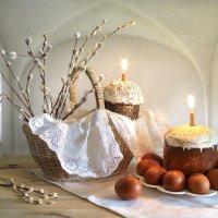 С праздником Светлой Пасхи! :: Алла Шевченко