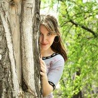 Охотница :: Вероника Подрезова