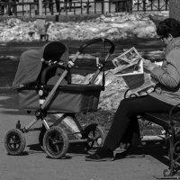 Бабушка :: Андрей Качин