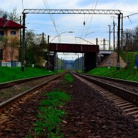 Залізниця :: Дмитрий Гончаренко