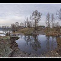 Сельские пейзажи :: Евгений Герасименко