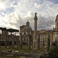 Римские форумы... :: Екатерина Мелешина