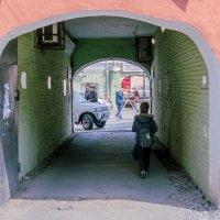 ...просто арка... :: Александр Морозов