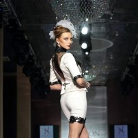 Коллекция знаменитого парижского дома моды HAYARI COUTURE PARIS... :: Yuriy Konyzhev
