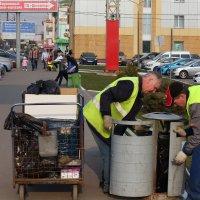 Борьба за чистоту :: Ольга Крулик