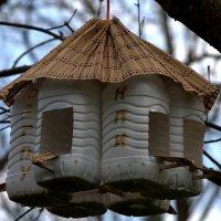 Домик для птиц :: ФотоЛюбка *