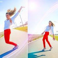 Солнечное фото :: Светлана Луресова