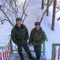 Меньше года до дембеля... :: Борис Иконников