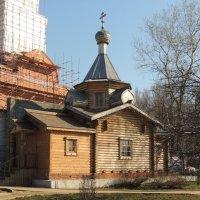 Церковь Святителей Московских :: Александр Качалин