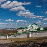 Вознесенский печерский мужской монастырь :: Максим Баранцев