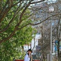 в парке :: Елена Борисенко