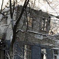 Старый дом :: Дмитрий Близнюченко