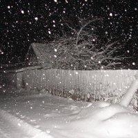 Зима, улица,фонарь... :: vitarmar иванов